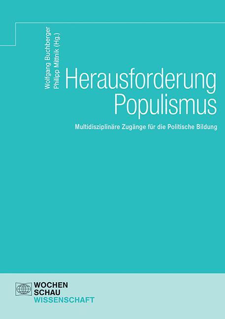 Cover-Bild Herausforderung Populismus