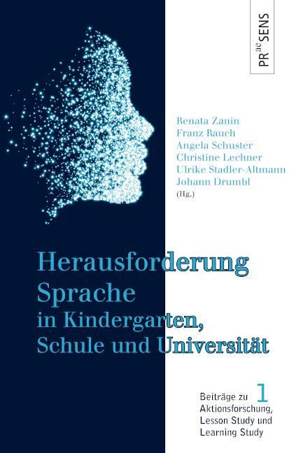 Cover-Bild Herausforderung Sprache in Kindergarten, Schule und Universität