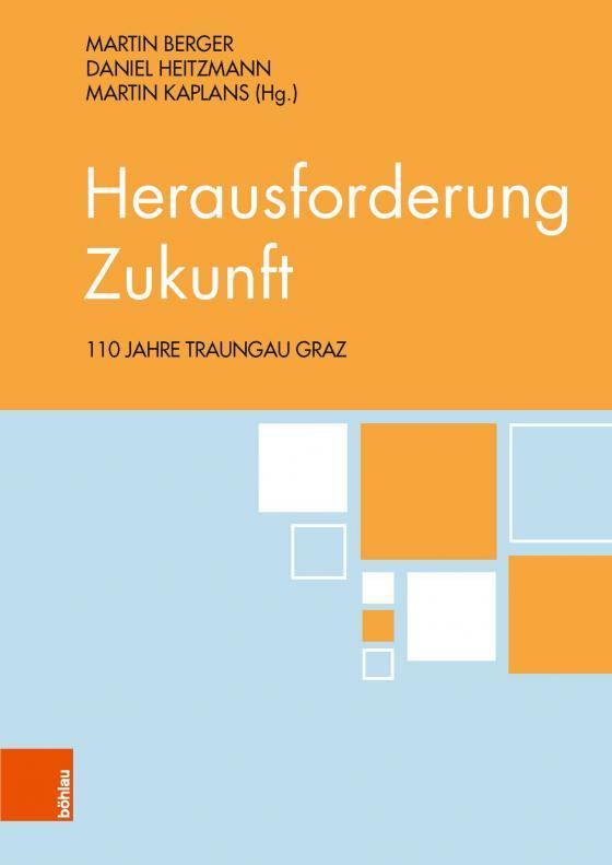 Cover-Bild Herausforderung Zukunft