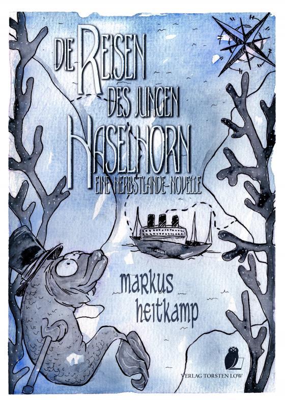 Cover-Bild Herbstlande / Die Reisen des jungen Haselhorn