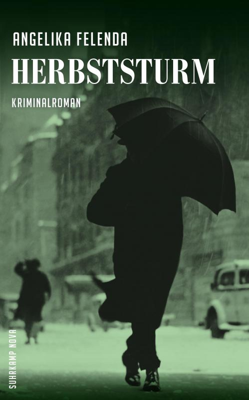Cover-Bild Herbststurm
