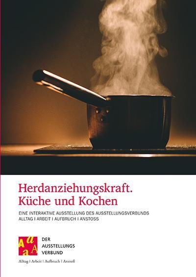 Cover-Bild Herdanziehungskraft. Küche und Kochen