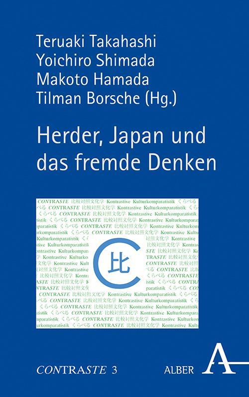 Cover-Bild Herder, Japan und das fremde Denken
