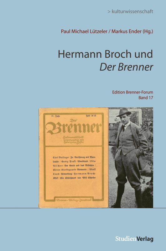 Cover-Bild Hermann Broch und Der Brenner