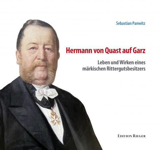 Cover-Bild Hermann von Quast auf Garz