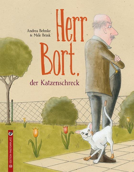 Cover-Bild Herr Bort, der Katzenschreck