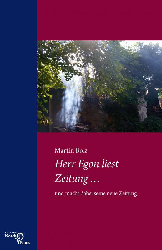 Cover-Bild Herr Egon liest Zeitung ...