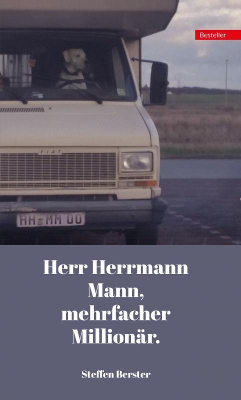 Cover-Bild Herr Herrmann Mann, mehrfacher Millionär.