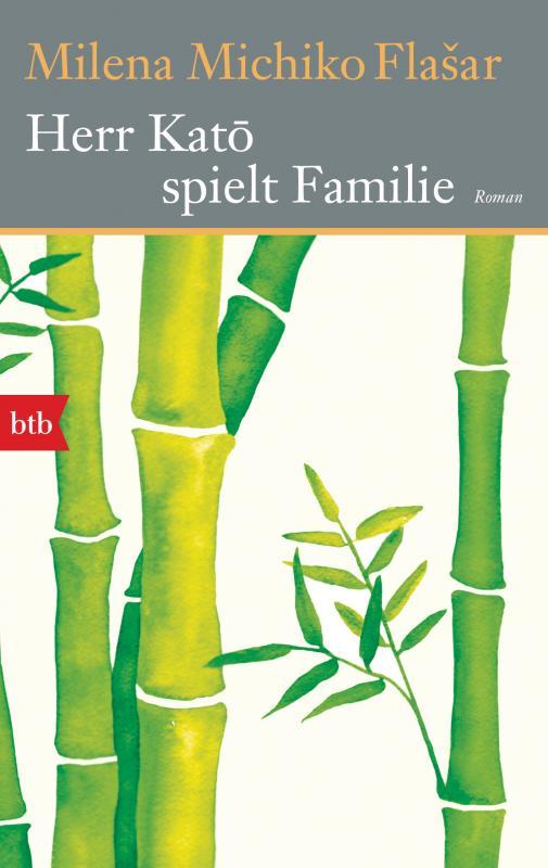 Cover-Bild Herr Katō spielt Familie