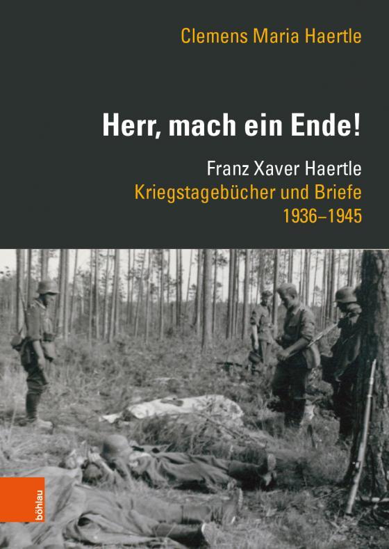 Cover-Bild »Herr, mach ein Ende!«