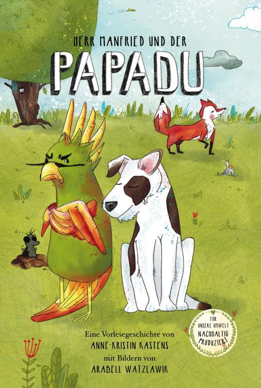 Cover-Bild Herr Manfried und der Papadu
