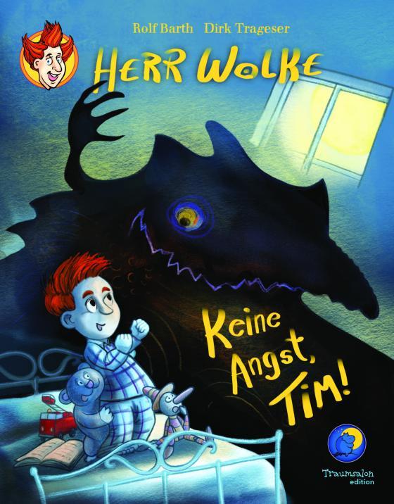 Cover-Bild Herr Wolke - Keine Angst, Tim!