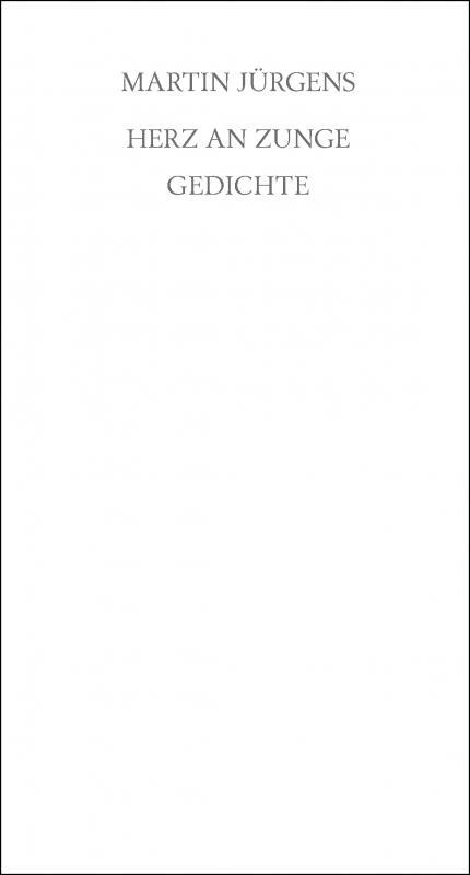 Cover-Bild Herz an Zunge