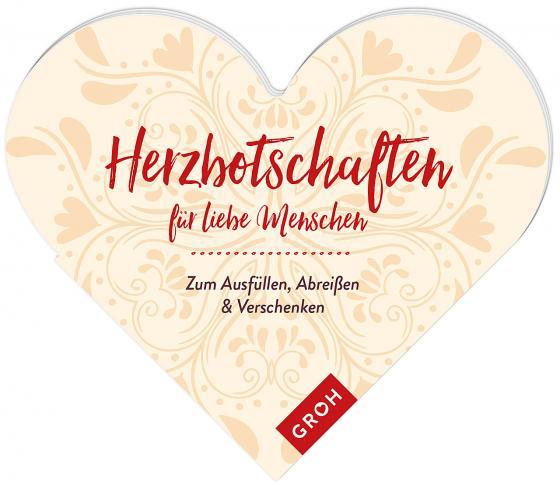 Cover-Bild Herzbotschaften für liebe Menschen