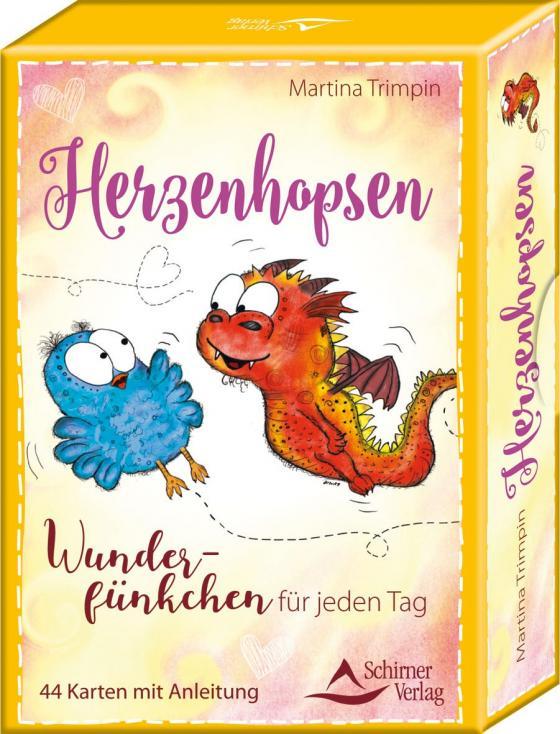 Cover-Bild Herzenhopsen