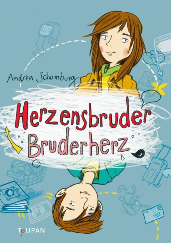 Cover-Bild Herzensbruder, Bruderherz