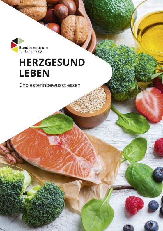 Cover-Bild Herzgesund leben - cholesterinbewusst essen