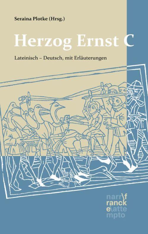 Cover-Bild Herzog Ernst C. Lateinisch - Deutsch