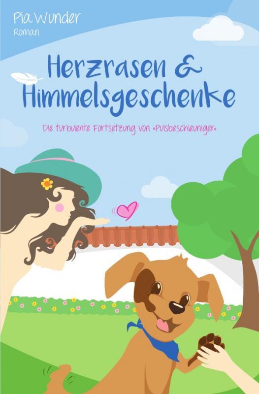 Cover-Bild Herzrasen & Himmelsgeschenke