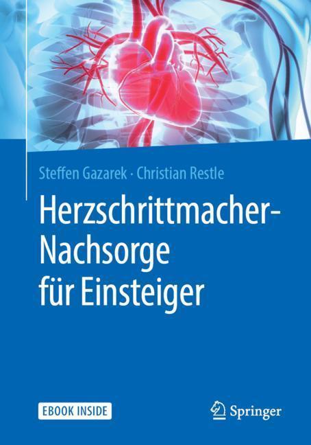Cover-Bild Herzschrittmacher-Nachsorge für Einsteiger