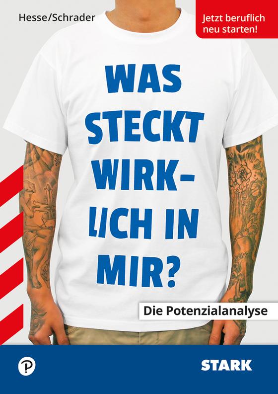 Cover-Bild Hesse/Schrader: Was steckt wirklich in mir?