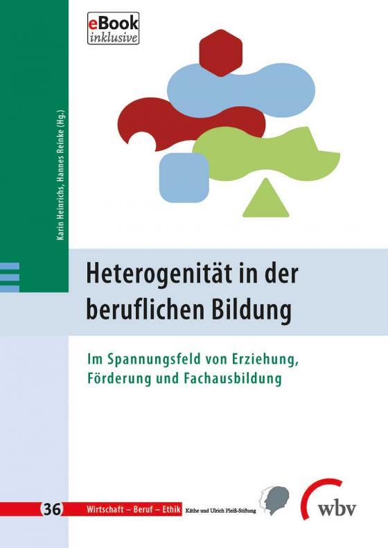 Cover-Bild Heterogenität in der beruflichen Bildung