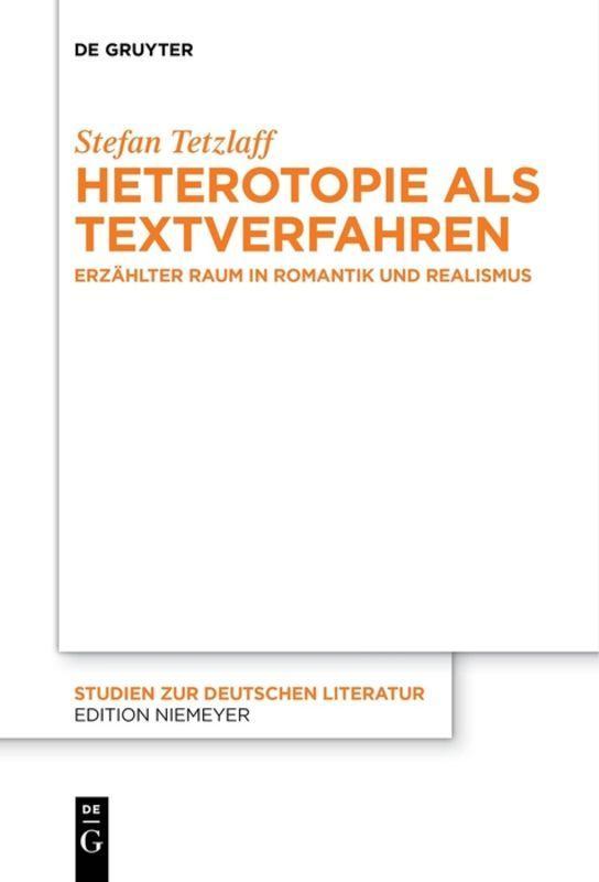 Cover-Bild Heterotopie als Textverfahren