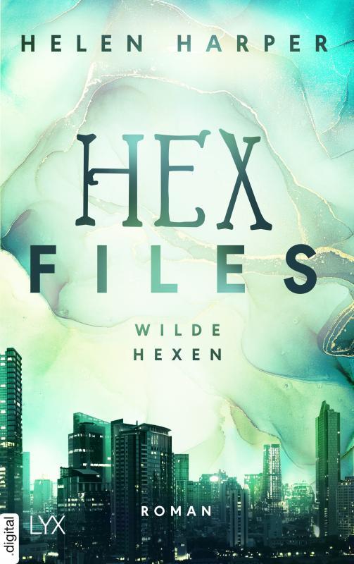 Cover-Bild Hex Files - Wilde Hexen