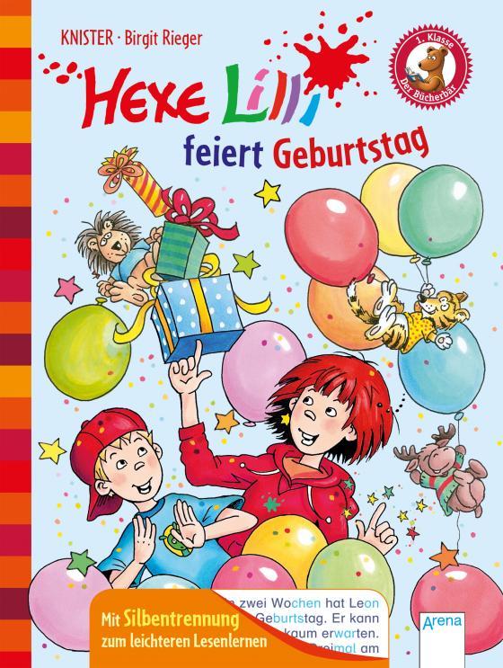Cover-Bild Hexe Lilli feiert Geburtstag