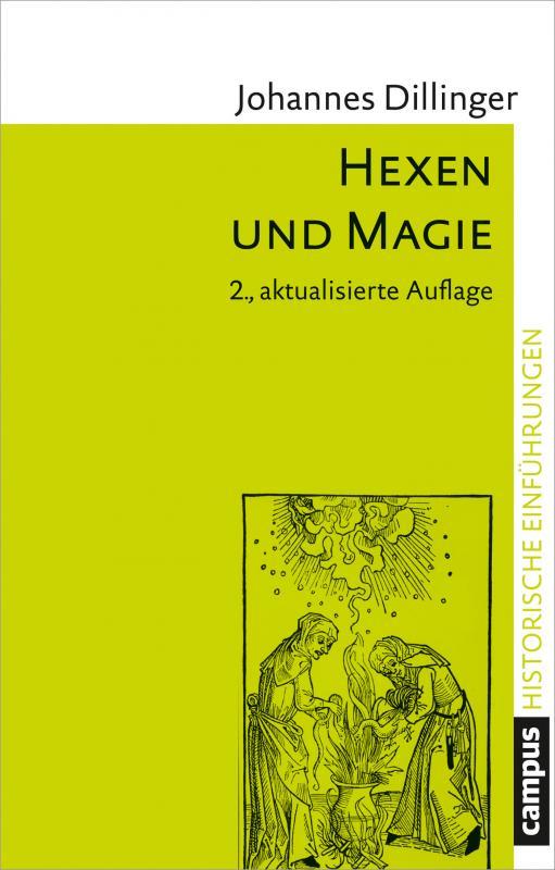 Cover-Bild Hexen und Magie