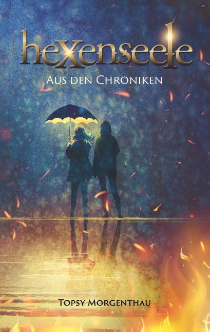 Cover-Bild Hexenseele