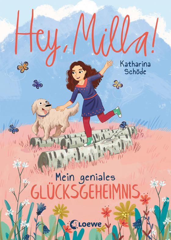 Cover-Bild Hey, Milla! (Band 3) - Mein geniales Glücksgeheimnis