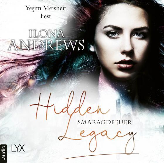 Cover-Bild Hidden Legacy - Smaragdfeuer