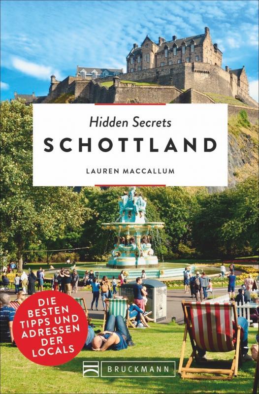 Cover-Bild Hidden Secrets Schottland