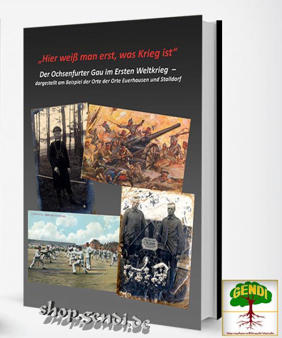 """Cover-Bild """"Hier weiß man erst, was Krieg ist"""""""