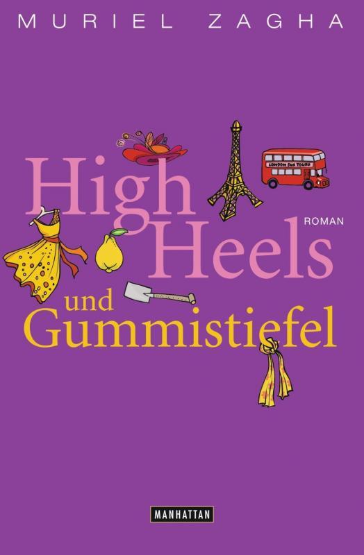 Cover-Bild High Heels und Gummistiefel