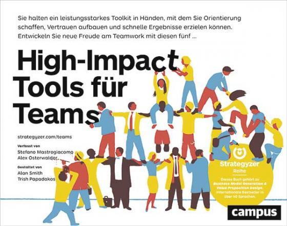 Cover-Bild High-Impact Tools für Teams