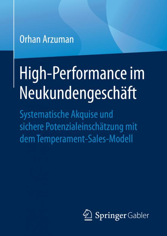 Cover-Bild High-Performance im Neukundengeschäft