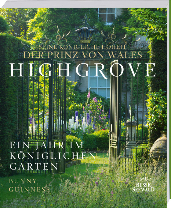 Cover-Bild Highgrove
