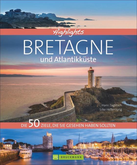 Cover-Bild Highlights Bretagne und Atlantikküste