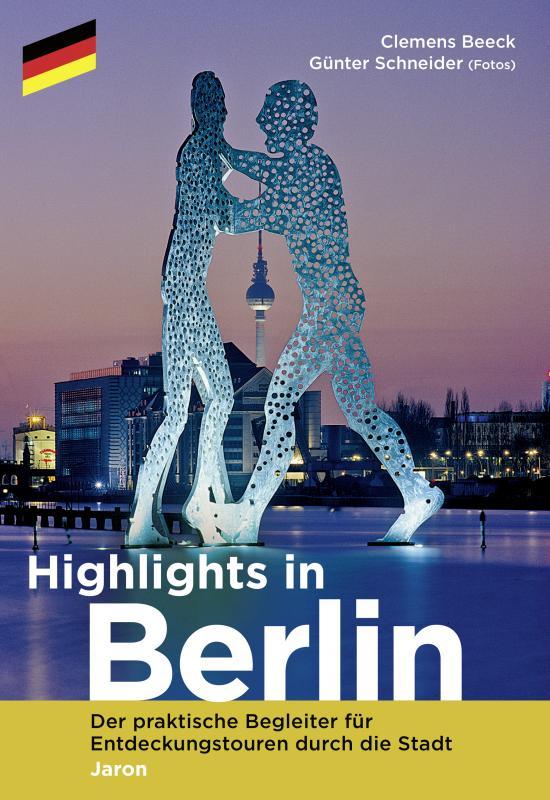 Cover-Bild Highlights in Berlin (Verkaufseinheit 5 Ex.)