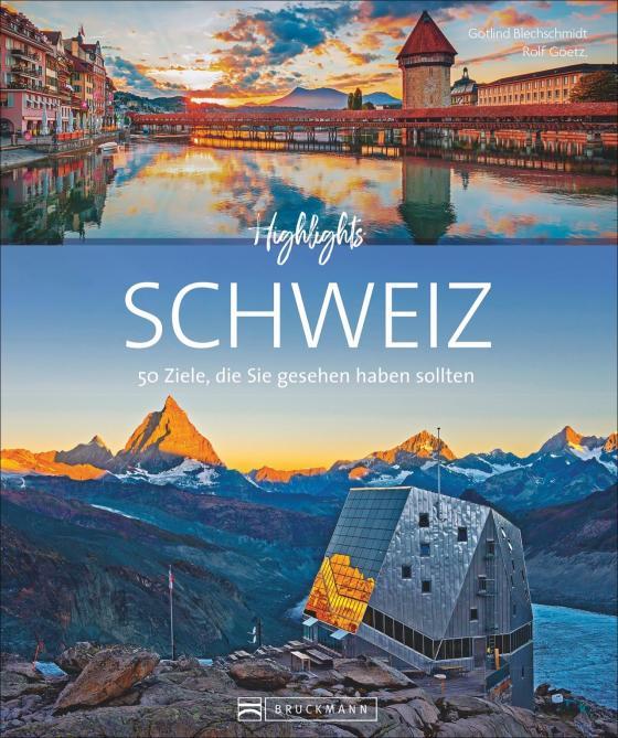 Cover-Bild Highlights Schweiz