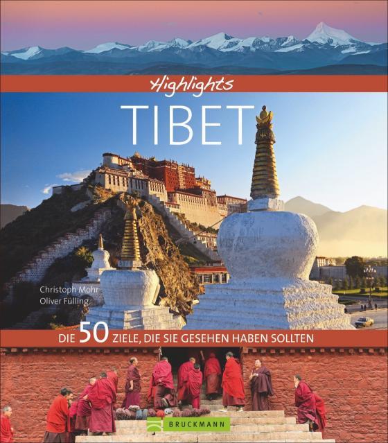 Cover-Bild Highlights Tibet