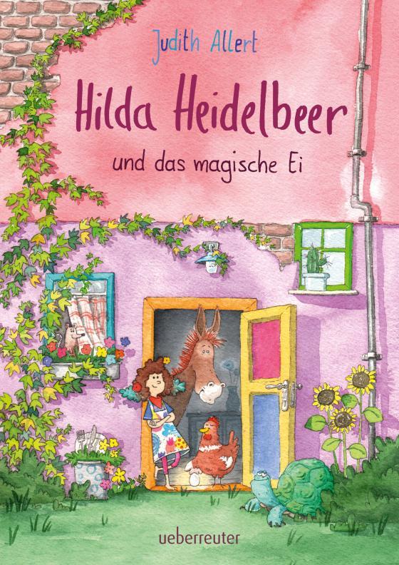 Cover-Bild Hilda Heidelbeer und das magische Ei