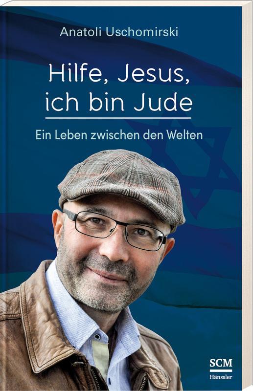 Cover-Bild Hilfe, Jesus, ich bin Jude