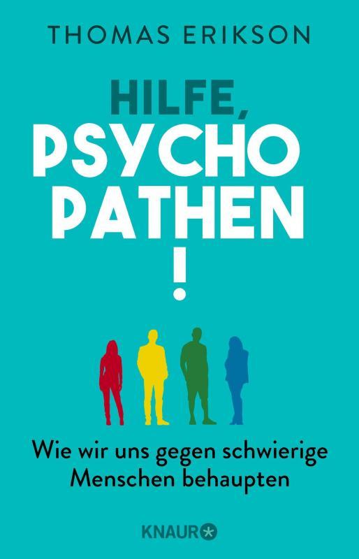 Cover-Bild Hilfe, Psychopathen!