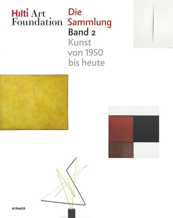 Cover-Bild Hilti Art Foundation. Die Sammlung