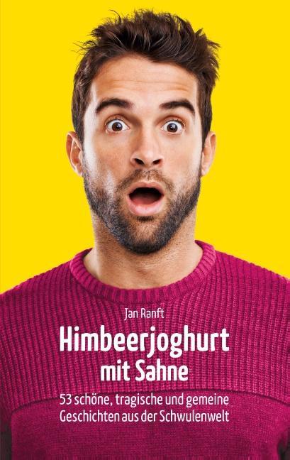 Cover-Bild Himbeerjoghurt mit Sahne