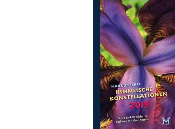 Cover-Bild Himmlische Konstellationen 2019 Astrologisches Jahrbuch