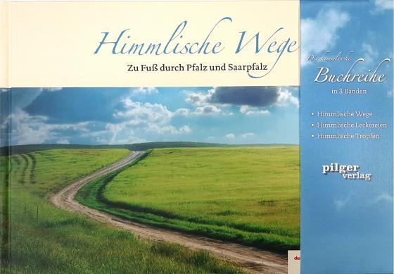 Cover-Bild Himmlische-Reihe in drei Bänden
